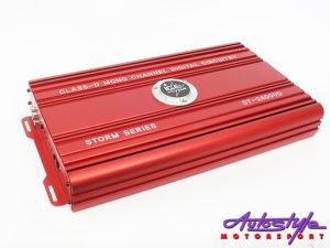 ICE Power ST-24000 3000rms Class D Amplifier-0