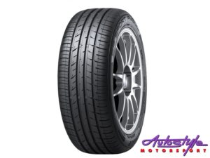 "195-60-16"" Dunlop SP Sport FM800 Tyres -0"