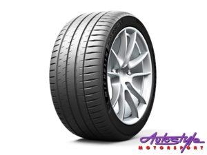"225-45-17"" Michelin Pilot Sport 4 Tyres-0"