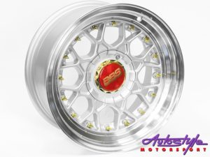 "15"" R-Line BSS 4/100 & 4/114 SML Alloy Wheels-0"