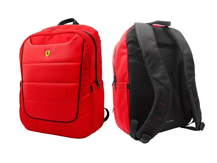 Ferrari Scuderia 15″ Rucksack Backpack