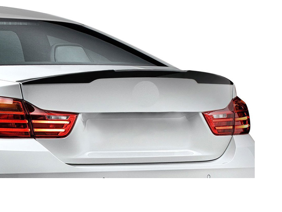 Suitable For F32 (4 Series) M4 Style Bootspoiler