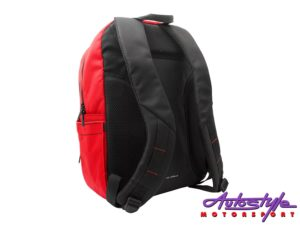 "Ferrari Scuderia Urban 15"" Rucksack Backpack-29986"