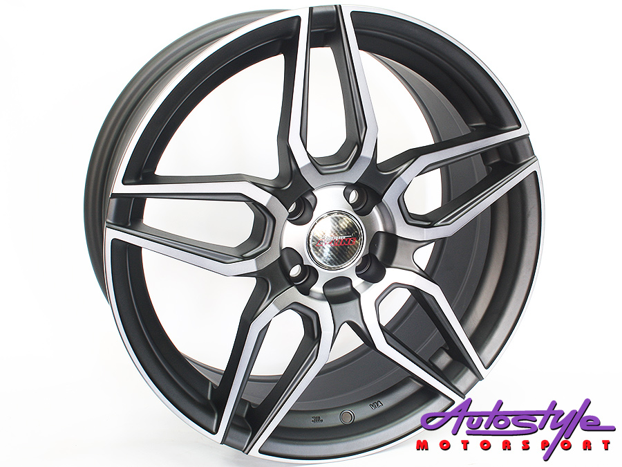 17″ A/line Empire 4/100 Alloy Wheels