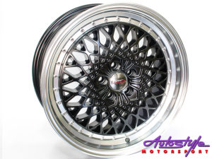 "17"" A/line Casa 5/100 Alloy Wheels-0"