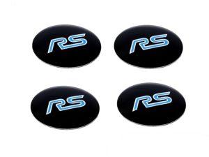 RS Design Black Mag Wheel Decal-0