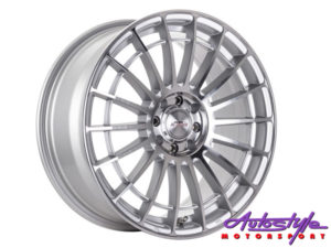 "14"" A-line Linea 4/100/108 SSMF Alloy Wheels-0"