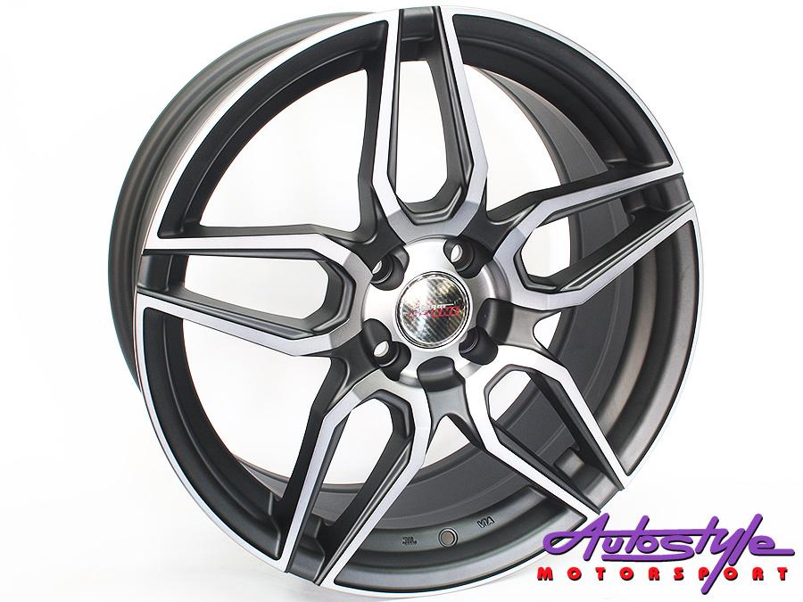 17″ A/line Empire 4/100 Alloy Wheels