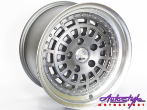 "15"" A/line Storm 5/114 Alloy Wheels-0"