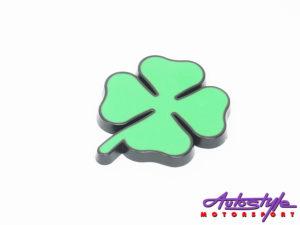 4 Leaf Clover Badge -0
