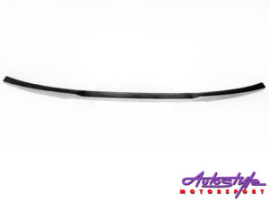Suitable for BMW E90 Plastic Bootspoiler M4 Style -0