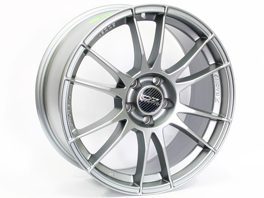 18″ OZZ 232 5/112 Grey Alloy Wheels