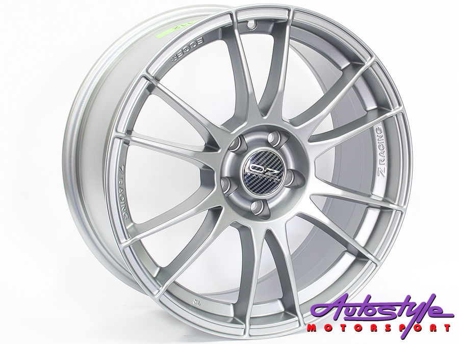 "17"" OZZ 232 5/100 Grey Alloy wheels-0"