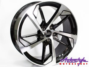 "19"" Axe AV-23-D 5/112 MB Alloy Wheels-0"