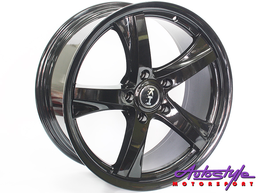 18″ SM51673 5/120 BKMF Alloy Wheels