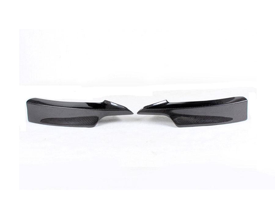Suitable for F30 M-Sport Carbon Splitters