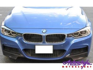 Suitable for F30 M-Sport Carbon Splitters -30093