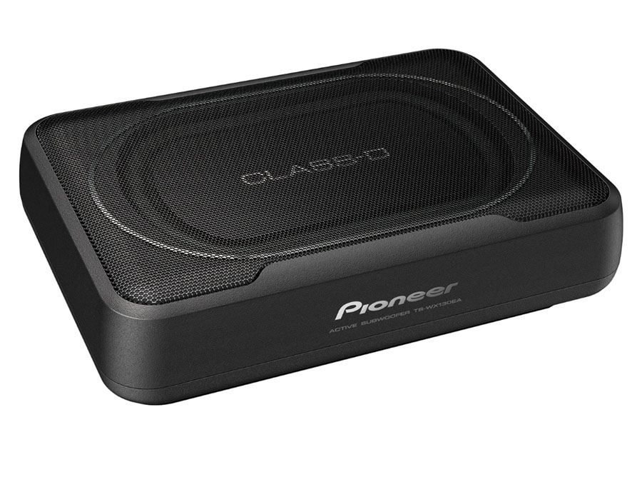 Pioneer TS-WX130EA Space Saving Subwoofer with Amplifier
