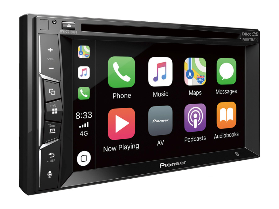 Pioneer AVH-Z2150BT 6.2″ Multimedia Player with Apple Car Play