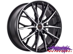"17"" A-Line Mercer 5/100 BKMF Alloy Wheels-0"