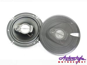 """ICE Power IPS-1630 6"""" 600w 3way Speakers-0"""