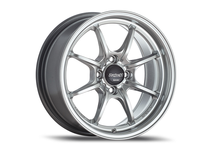 "15"" Lenso Speck-V 4/100 HS Alloy Wheels-0"