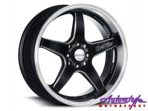 "17"" Lenso D01 4/100 GMSL Alloy Wheels-0"