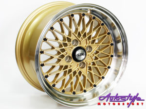 "15"" Axe Mesh(B) 4/100 GMML Alloy Wheels-0"