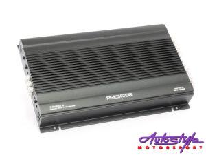 Predator 4000w 4channel Amplifier-0