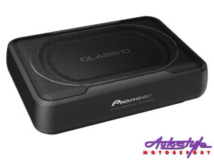 Pioneer TS-WX130EA Space Saving Subwoofer with Amplifier-0