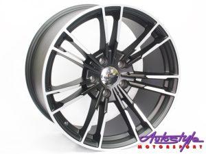 """18"""" IVD BK5396 5/120 BKMF Alloy Wheels-0"""