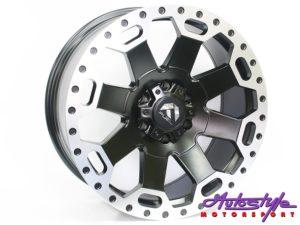 """20"""" Axe Bronx(C) 6/139 MB Alloy wheels-0"""
