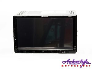 Paramount Double Din Media Receiver with USB/Bluetooth-30327