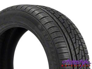 "205-55-16"" Sumitumo HTR HZ Tyres-0"