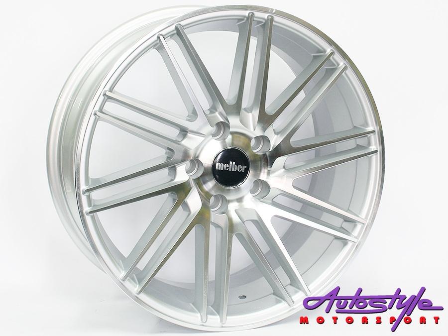 "17"" MG101 5/100 HSMF Alloy Wheels-0"
