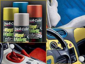 DUPLICOLOR vinyl paint Burgandy-30431