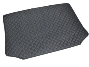 Padded & Fitted Boot Mat for VW Polo 2010/2017 & Vivo 2018-0