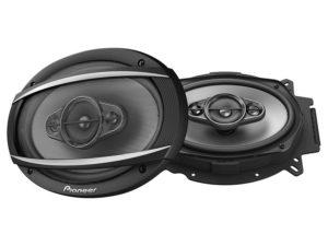 """Pioneer TS-A6960F 450w 4way 6x9"""" Speakers-0"""