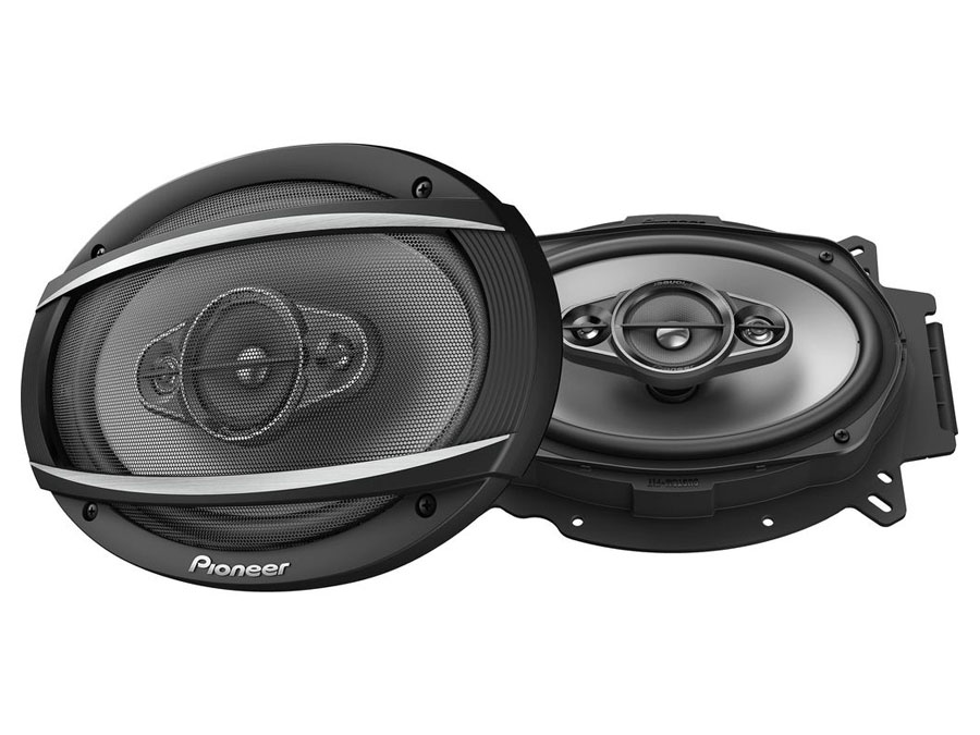Pioneer TS-A6960F 450w 4way 6×9″ Speakers