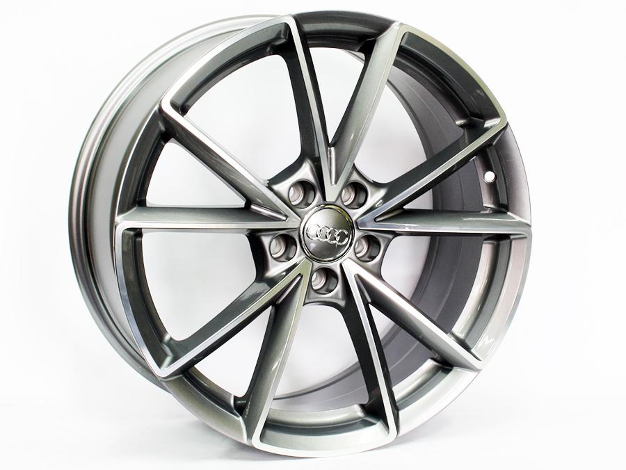 19″ MG035 5/112 GMMF Alloy Wheels