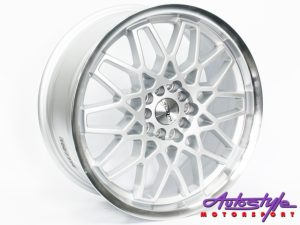 "17"" YSA Roar 5/100 & 5/114 Alloy Wheels-0"