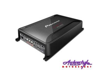 Pioneer GM-D9605 Class D 2000w 5ch Amplifier-0