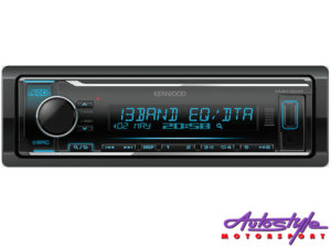 Kenwood KMM-304 Digital Media Player with USB/Aux-0