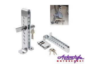 Leiqi Anti-Theft Brake/Clutch Lock set-0