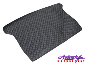 Padded & Fitted Boot Mat for VW Golf Mk6-0
