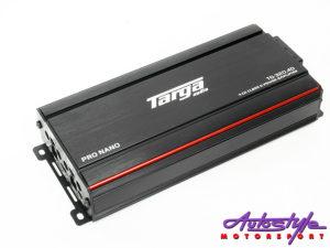 Targa TG3204D Pro Nano 100rms x 4 Amplifier-0