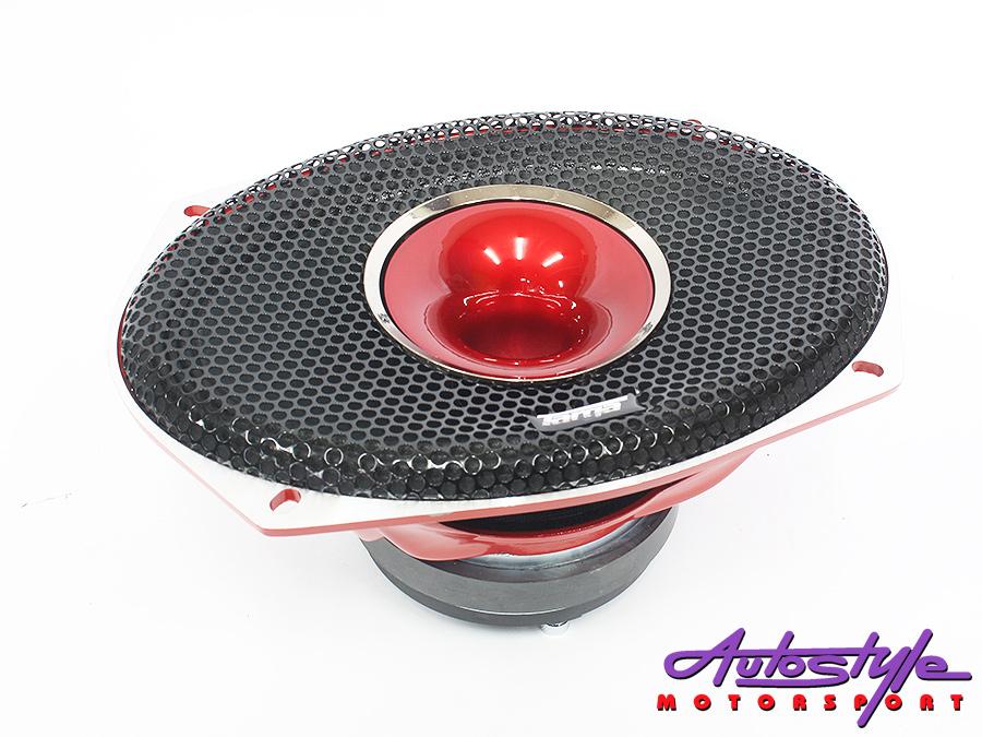 "Targa Pro-Series 300rms 6x9"" Speakers (pair)-0"