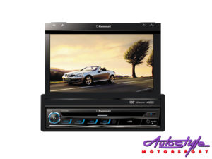 Paramount ZXN65 In-Dash DVD with Bluetooth, GPS & USB-0