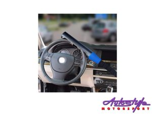 Baseball Bat Style Steering wheel security lock-30562
