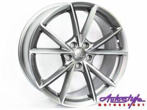 """19"""" MG035 5/112 GMMF Alloy Wheels-0"""
